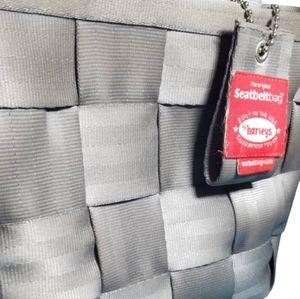 "The ""Original 1997 Harveys Seatbelt Bag"""